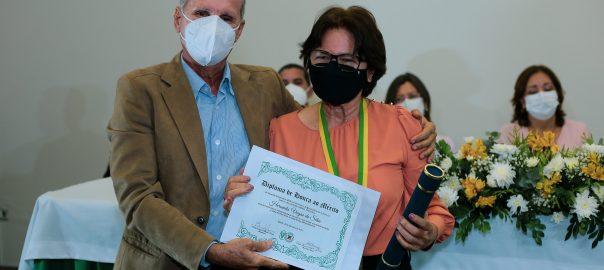 CRMV-PE celebrou Dia do Médico Veterinário com outorga dos Prêmios Professor José Wanderley Braga 2021 e Professor Gilvan de Almeida Maciel 2021